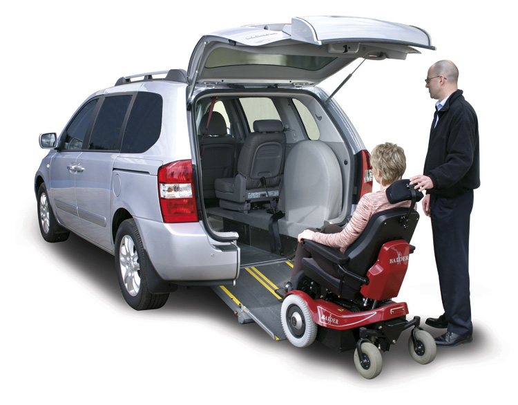 WAVs from Fleximobility. Wheelchair Accessible Vehicles for lease, hire and sale.