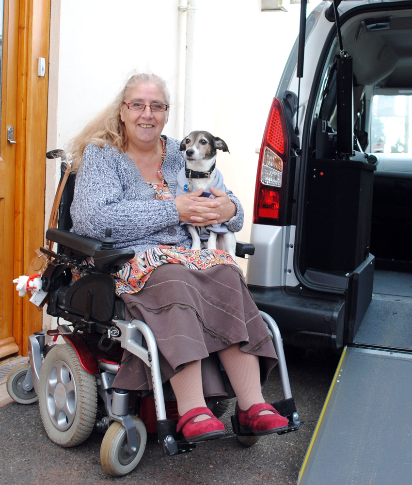 Ease the transition for you and your family with a wheelchair accessible vehicle from Fleximobility today.