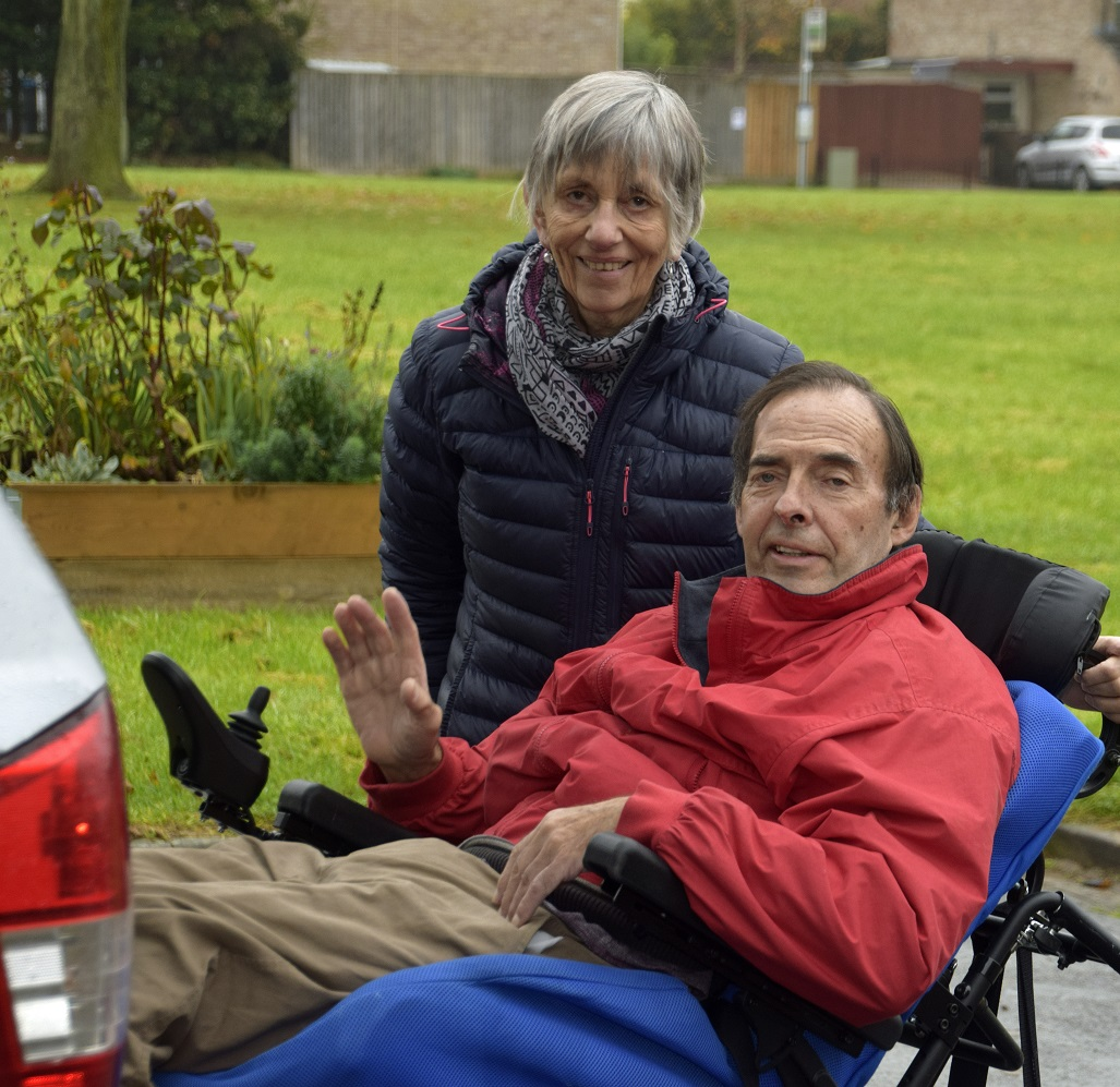 When a family member becomes a wheelchair user you need a special car for wheelchair users, a Wheelchair Accessible Vehicle, or WAV. This will be a specially converted car for wheelchair access.
